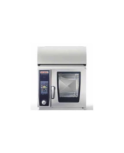 Horno Ratinal SelfCookingCenter® XS 6 2/3 + Campana UltraVent Plus