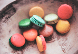 Receta: Macarons y sus Secretos